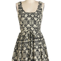 Artifacts of Life Dress | Mod Retro Vintage Dresses | ModCloth.com