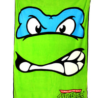 TMNT PLUSH THROW