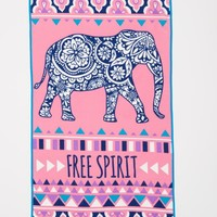 Free Spirit Boho Beach Towel | Beach Towels | rue21
