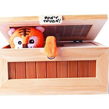 XINHOME Don't Touch Useless Box Surprises Most Leave Me Alone Machine