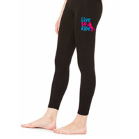 LIVE TO RIDE pony or horse - LEGGING