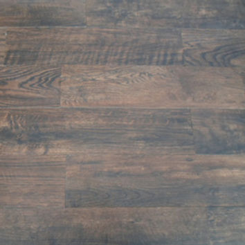 Shop Style Selections Natural Timber Chestnut Glazed Porcelain Indoor/Outdoor Floor Tile (Common: 8-in x 48-in; Actual: 7.72-in x 47.4-in) at Lowe's