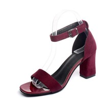 Ankle Strap Heels Women Sandals Summer Shoes