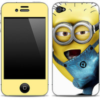 NEW Despicable Me Karate Minion iPhone Skin FREE SHIPPING