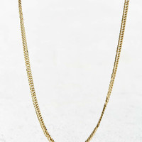 UO Miami Cuban Link Long Chain - Urban Outfitters