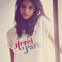 CHRLDR Womens Merci Tee