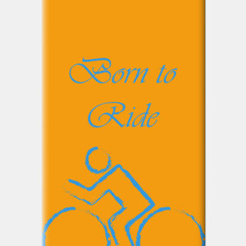 Born to Ride - Cycle iPhone 5 Cases | Artist : Gagandeep Singh