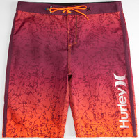 Hurley Force Core 2 Mens Boardshorts Fuchsia  In Sizes