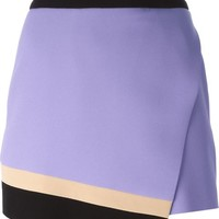 Fausto Puglisi Asymmetric Mini Skirt - Julian Fashion - Farfetch.com