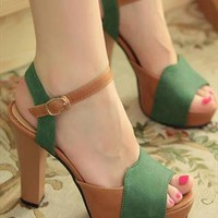 Mimi High Heel Shoes from sniksa