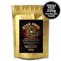 Star Food Single Pack (250g) Monatomic Gold, Ormus, Spiritual growth,Wholefood