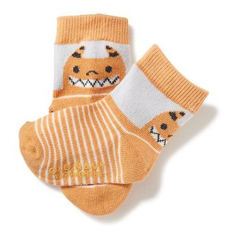 Old Navy Non Skid Crew Socks