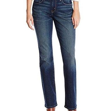 Levi's Women's 515 Bootcut Jean, Undercurrent, 32/14 Medium