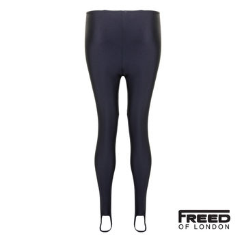 FREED of London Adult's Classic Nylon Stirrup Tights