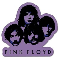 Pink Floyd rock band Vynil Car Sticker Decal - Select Size