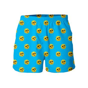 Sun Smileys Shorts