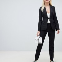UNIQUE21 skinny cigarette pants two-piece | ASOS