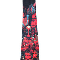 Marvel Deadpool Crew Socks