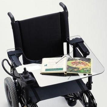 Patterson Medical SP-552806 Electric Wheelchair Lap Tray
