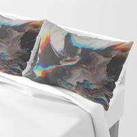 Get Lost Pillow Sham by duckyb