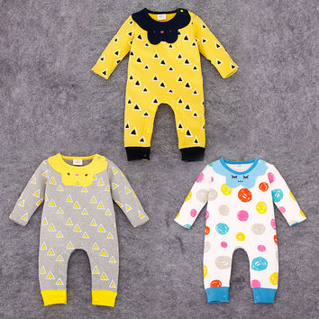 Kids Boys Girls Baby Clothing Toddler Bodysuits Products For Children = 4451353476