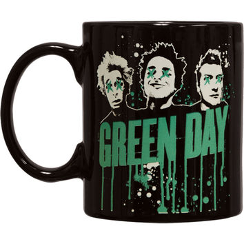 Green Day - Coffee Mug
