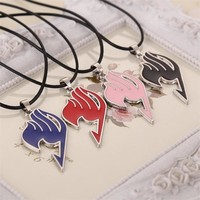 Fairy Tail Guild Mark Logo Necklace