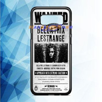 Bellatrix Lestrange Wanted Harry Potter Movies Samsung Galaxy Note 8 Case Planetscase.com