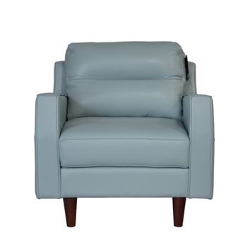 Isabel Mid-Century Chair Bluette