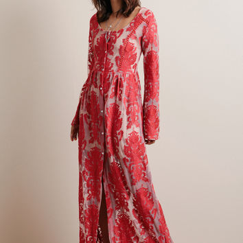 Crime Of Passion Maxi Dress By MINKPINK