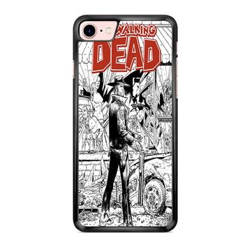 The Walking Dead iPhone 7 Case