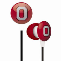 Ohio State Buckeyes Ear Buds