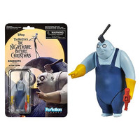 Nightmare Before Christmas Behemoth ReAction Action Figure