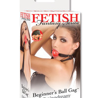 Fetish Fantasy Series Beginner Ball Gag