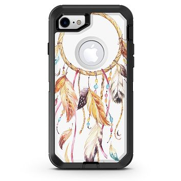 WaterColor Dreamcatchers v7 - iPhone 7 or 8 OtterBox Case & Skin Kits