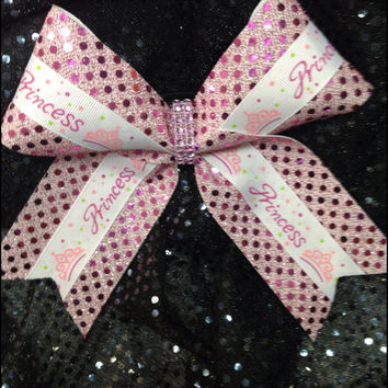 Cheer Bow for your Princess