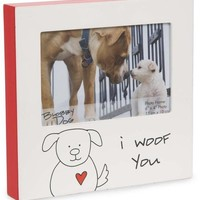 I Woof You Picture Photo Frame