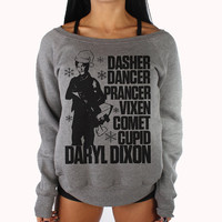 daryl dixon christmas sweater.