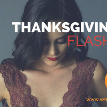 Flash Sale! Cyber Week Sale, Thanksgiving Sale, Black Friday Sale, Cyber Monday Sale, Small Business Saturday Sale, Lingerie Sale, Handmade