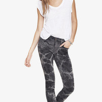 MID RISE JEAN LEGGING from EXPRESS