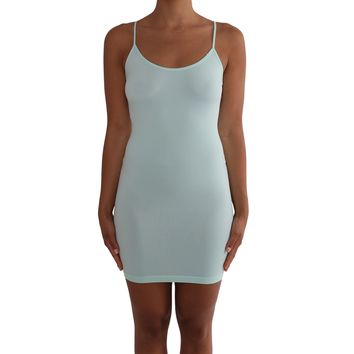 Women's Seamless Camisole Top - Mint