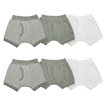 Kids Classic Boxers 6-Pack