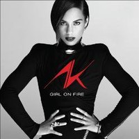 Alicia Keys - Girl on Fire CD Album