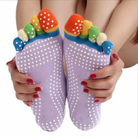 High Quality Socks Finger 5 Toes Cotton Socks