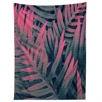 Emanuela Carratoni Bold Ferns Tapestry