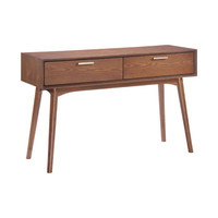 Adora Walnut Console Table