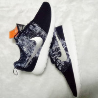 """""""NIKE"""" Trending Fashion casual sports shoes Black Scale"""