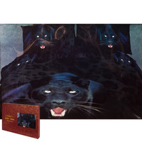 Black Panther King Size Bedding Set