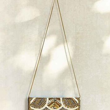 Ecote Embellished Clutch-