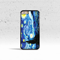 Van Gogh Starry Night Case Cover for Apple iPhone 4 4s 5 5s 5c 6 6s Plus & iPod Touch